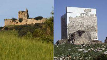 La restauración del Castillo de Matrera de Villamartín (Cádiz), del siglo IX, fue comparada con el Ecce Homo de Borja, pese a que recibió multitud de premios internacionales a la conservación arquitectónica.