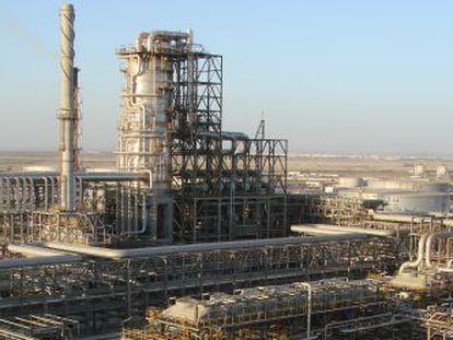 Refinería de Rabigh, en Arabia Saudí, en la que participa Técnicas Reunidas.