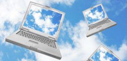 El 'cloud computing en las 'pymes¡ españolas.