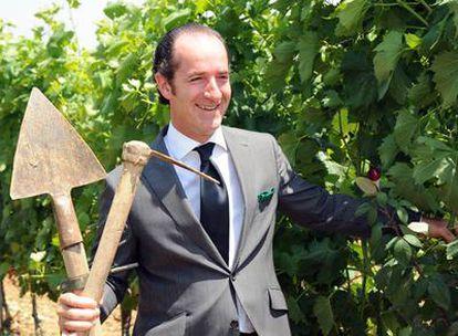 El ministro de Agricultura de Italia, Luca Zaia