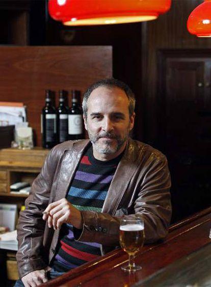 Guillén Cuervo logró su papel gracias a su buen inglés.