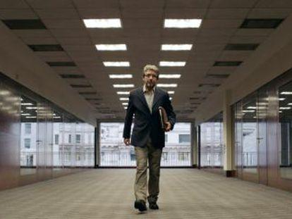 Ricardo Darín en un fotograma de la película argentina 'Relatos salvajes'.