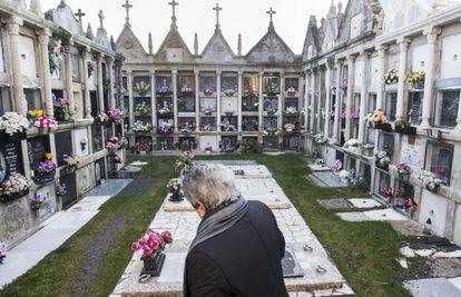 Cementerio de Beariz (Ourense)