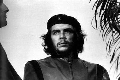 <i>Guerrillero heroico</i>, la imagen del Che Guevara tomada por Alberto Korda en 1960.