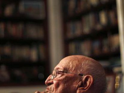 Francisco Rodríguez Adrados, Premio Nacional de las Letras 2012.