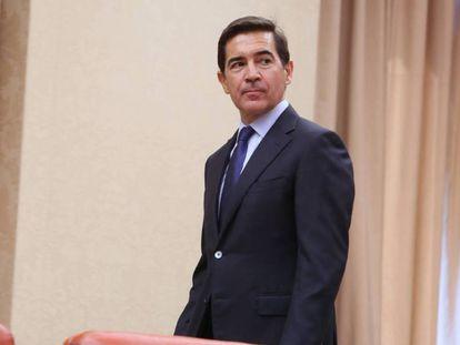 Carlos Torres, presidente del BBVA. En vídeo, las claves de la junta del BBVA.