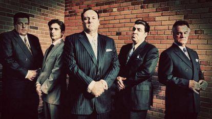 'Los Soprano'.