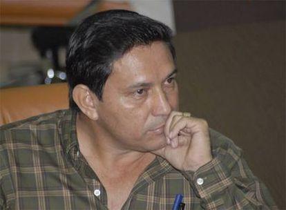 El diputado Porfirio Castro.