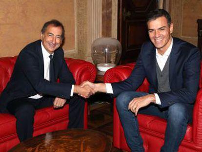 El presidente coloca a España como ejemplo de europeísmo frente a los que  utilizan el miedo y el odio para levantar fronteras