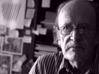 El diseñador y artista plástico Julián Santamaría López, fundador del reconocido Grupo 13.