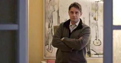 El abogado Juan Ignacio Moreno Yagüe, del colectivo OpEuríbor, en 2013.