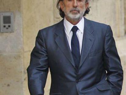 Francisco Correa, en septiembre pasado.
