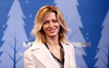 Susanna Griso acude al estreno del musical infantil 'Navidad Navidad', en Madrid el pasado 19 de diciembre.