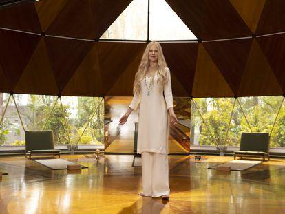 Nicole Kidman, en el primer capítulo de 'Nine Perfect Strangers'.
