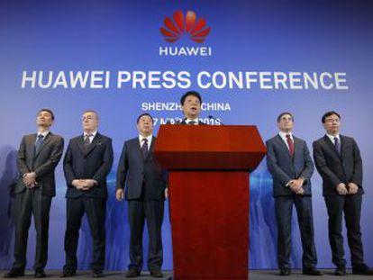La tecnológica china ha denunciado a la Administración estadounidense en medio de las acusaciones de espionaje contra la compañía