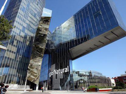 Sede central de Gas Natural, en Barcelona