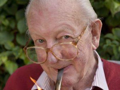 Tom Sharpe, en una imagen de 2005.