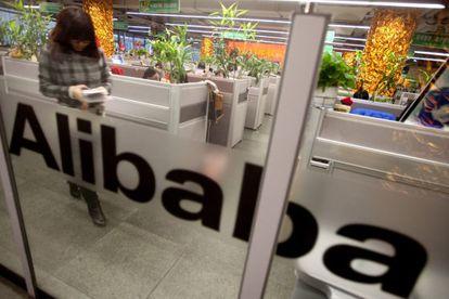 La sede de Alibaba en Hangzhou, en la provincia china de Zhejiang