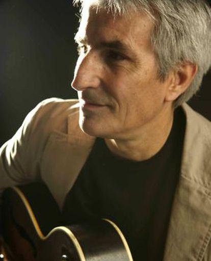 El guitarrista valenciano Joan Soler.