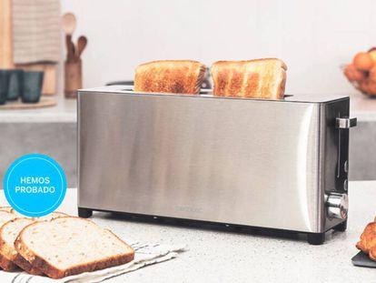 Seleccionamos y probamos las cuatro mejores tostadoras baratas para el hogar.