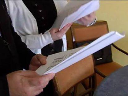 Estrasburgo pide dación en pago o renegociación para familias en quiebra