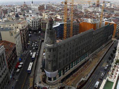 Centro Canalejas en Madrid.