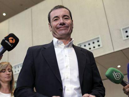 Tomás Gómez, en una imagen de octubre de 2015.