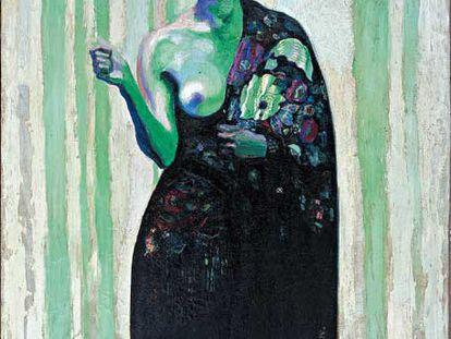 'La Sibila' (1913), obra de Anglada-Camarasa.