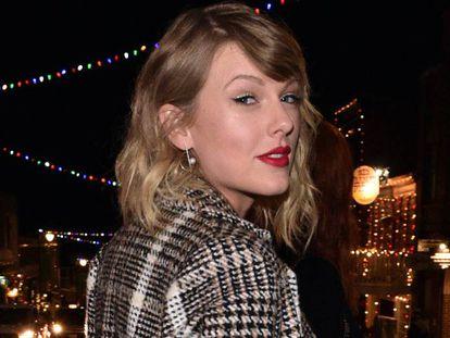 Taylor Swift, en el Festival de Cine Sundance, en Utah, el jueves.