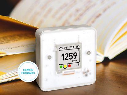 Estos medidores de CO₂ facilitan el análisis de la calidad del aire en entornos cerrados.