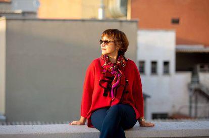 La cineasta venezolana Margarita Cadenas.