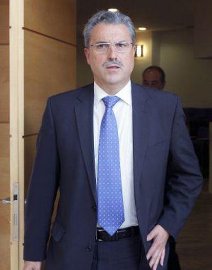 El cabeza de lista popular por Coslada, Raúl López Vaquero.