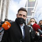 Antonio David Flores arriving to her Trial in Madrid on Friday, 12 February 2021.