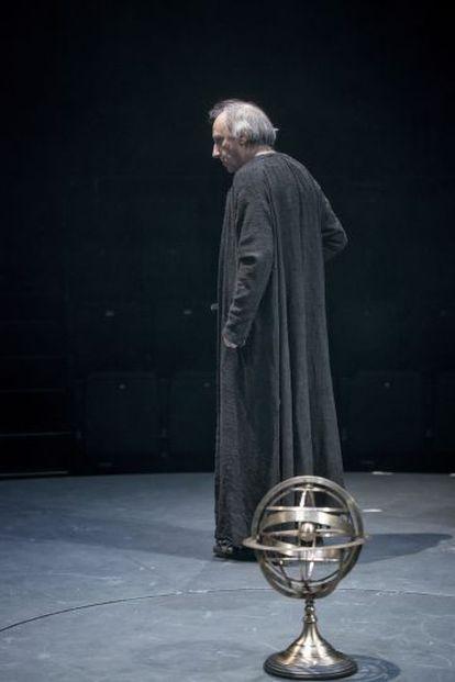 Otro momento de 'La vida de Galileo'.