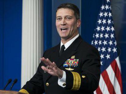 """El doctor de la Casa Blanca declara que el presidente superó un test cognitivo y que goza de """"excelente"""" salud aunque quiere que adelgace"""