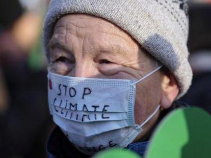 Ministros y representantes políticos se esfuerzan por resaltar que la transición climática debe ser justa con los trabajadores