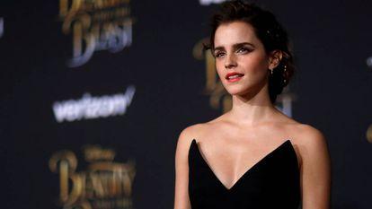 Emma Watson en el estreno de 'La bella y la bestia' en Los Ángeles, el pasado 2 de marzo.