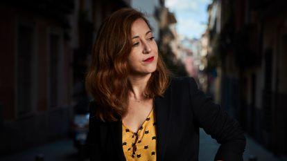 La cantante Mai Meneses, en Madrid en 2019.