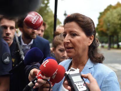 La exministra francesa de Sanidad, Agnès Buzyn, ha sido imputada por su gestión de la crisis del coronavirus