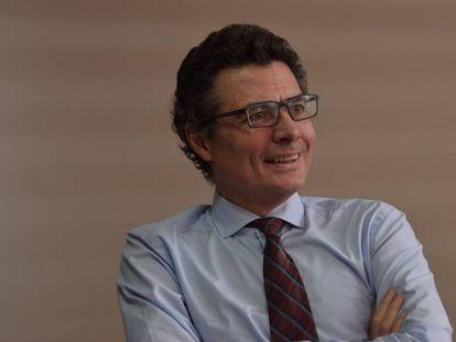 Alejandro Gaviria, ministro de Salud y Protección Social de Colombia.
