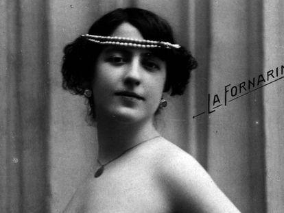 Consuelo Vello Cano (La Fornarina).