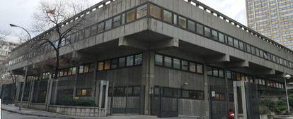 Sede del Tribunal Económico Administrativo Central (TEAC).