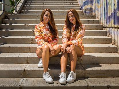 Loida y Gara, las gemelas canarias conocidas como K-Narias.