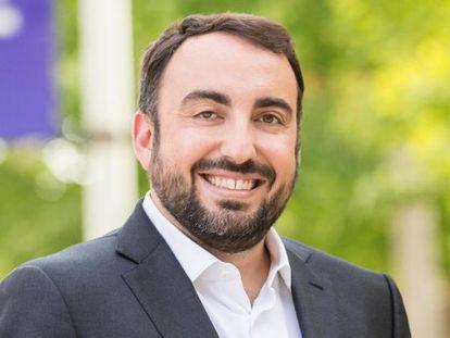 Alex Stamos, director de seguridad de Facebook.