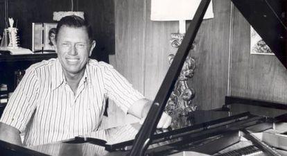 Paul Smith, pianista de jazz.