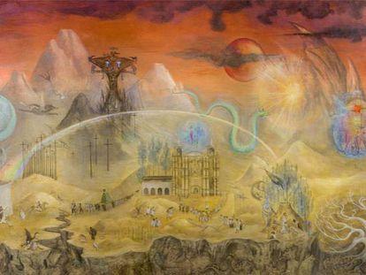'El mundo mágico de los mayas'