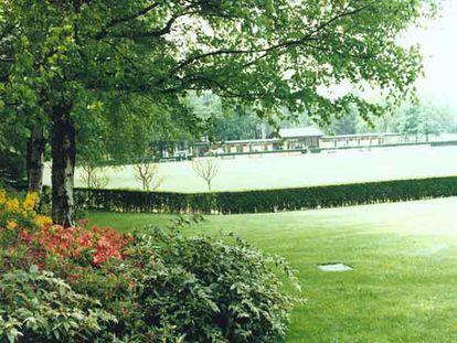 Vista de las instalaciones de Milanello.