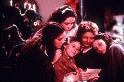 'Mujercitas', de Gillian Armstrong, de 1994.