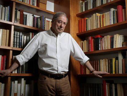 El escritor, novelista y poeta Félix de Azúa.