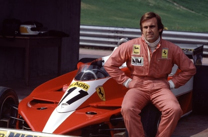 Muere Carlos Reutemann, el expiloto de Fórmula 1 argentino que no quiso ser  presidente | Deportes | EL PAÍS